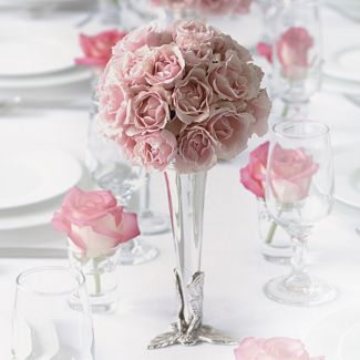 Blossoms Of Love Centerpiece
