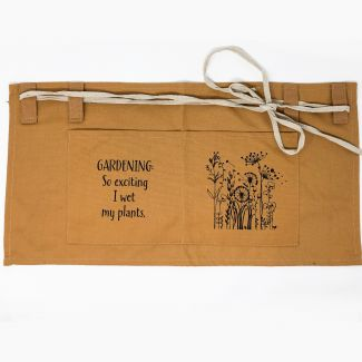 So Exciting Gardeners Apron
