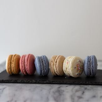 Mini French Macarons